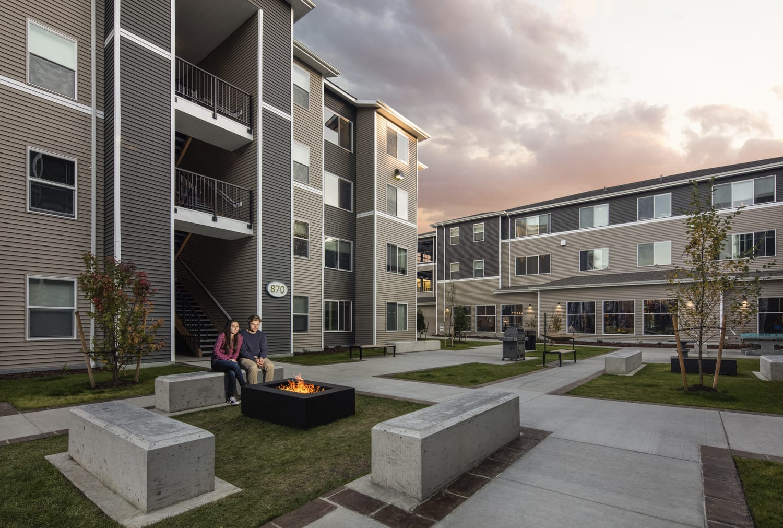Student Apartments Bellingham WA
