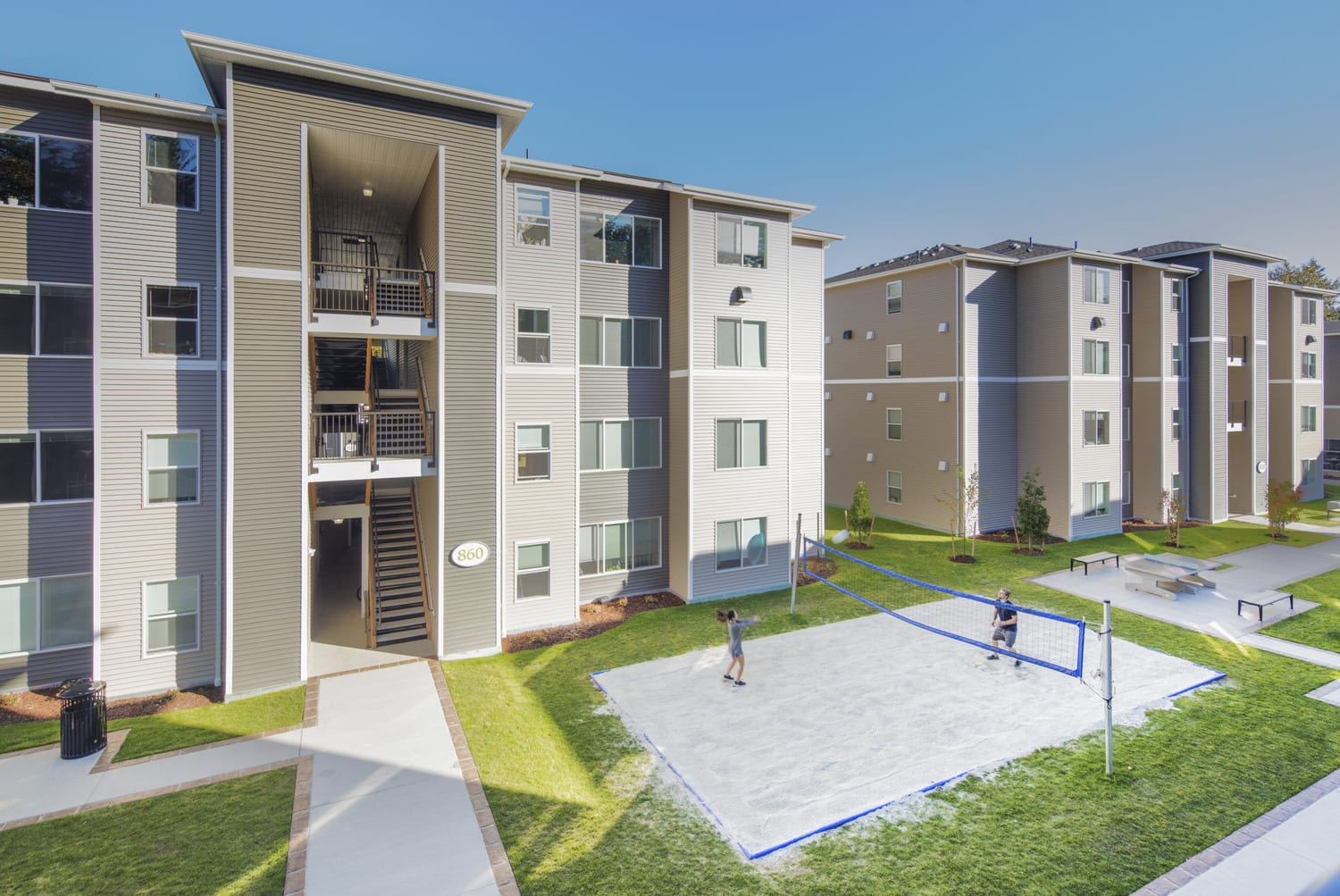 Off Campus Student Housing