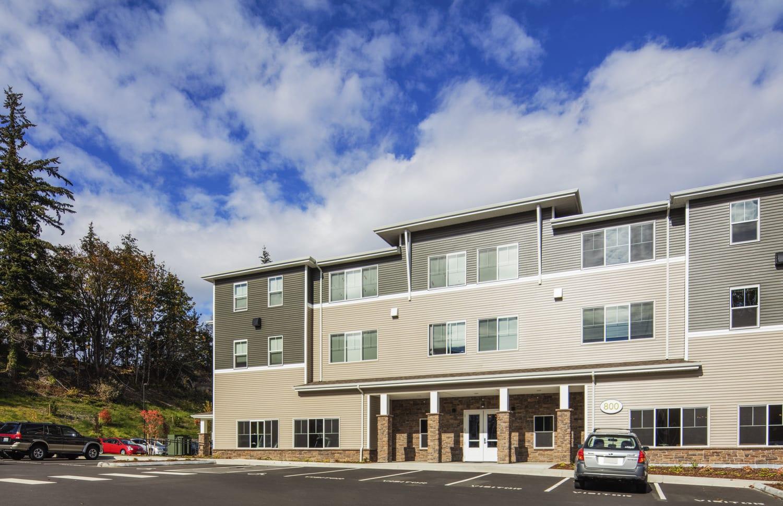 Luxury Student Apartments