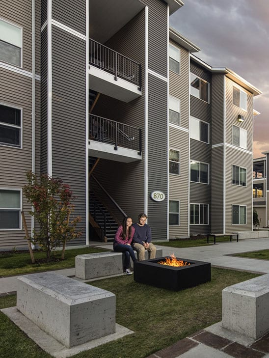 Apartments near Western Washington University